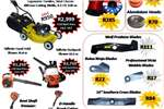 Other BIG SPECIAL:GARDEN;LAWNMOWER,BLOWERS,TRIMMERS,ETC 0