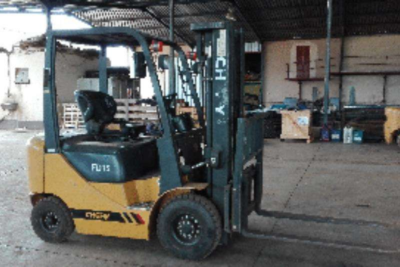 Chery Diesel Forklift 1.5 Ton, 3m Mast Other