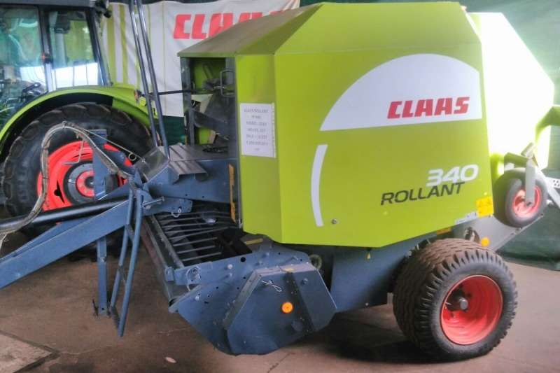 Claas Rollant 340 RF Baler Other