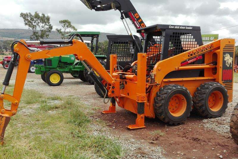 Other COW 6000 Skid Steer Loader 0