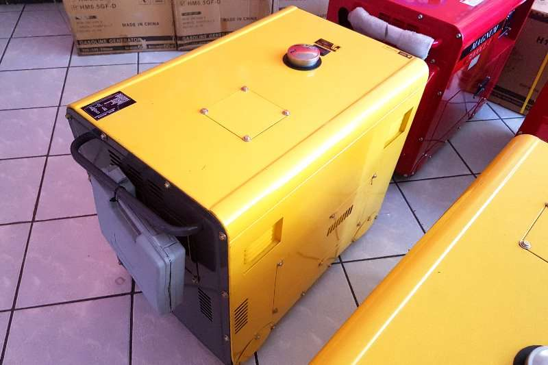 Diesel Generator ATS Other