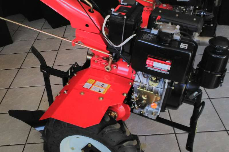 Diesel Tiller With Electric Start Other