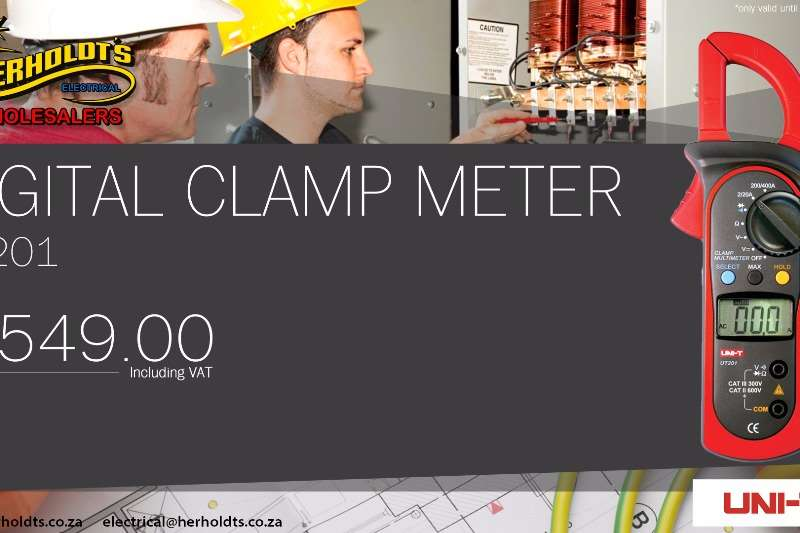 DIGITAL CLAMP METER Other
