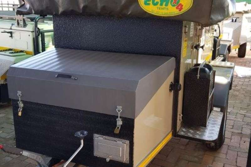 Echo 4 Offroad Trailer Other