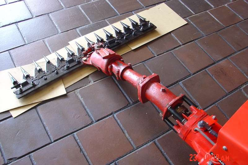 Gravely Pro8 Sickle Bar Mower Other For Sale In Gauteng