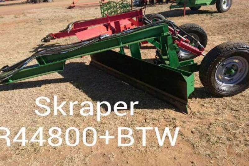 Other Hydraulic Grader / Hidroliese Skraper 0
