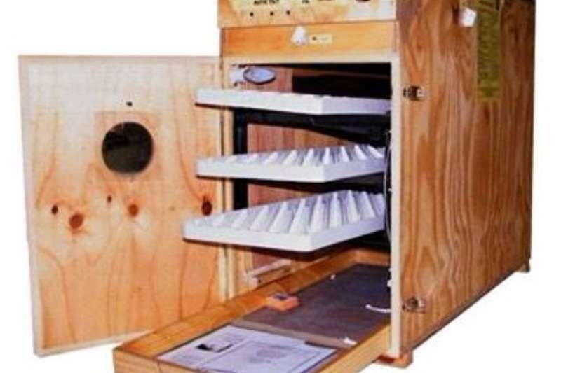 Incubator & Hatching tray, 500 egg Other