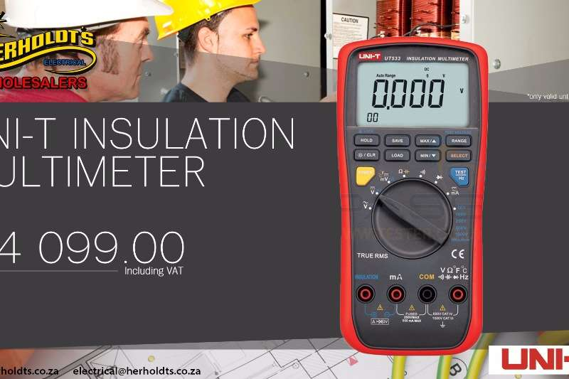 INSULATION MULTIMETER Other