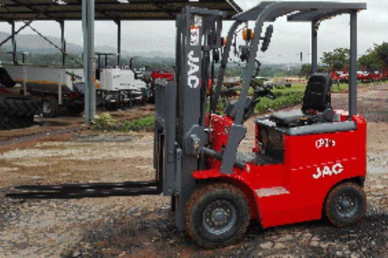 JAC Electric Forklift 1.5 Ton, 4.5m Mast Other