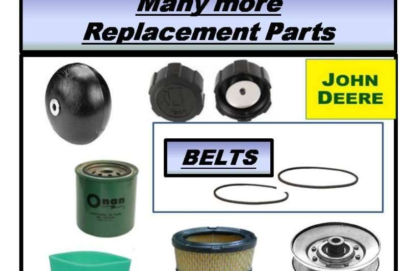 JOHN DEERE REPLACEMENT PARTS Other