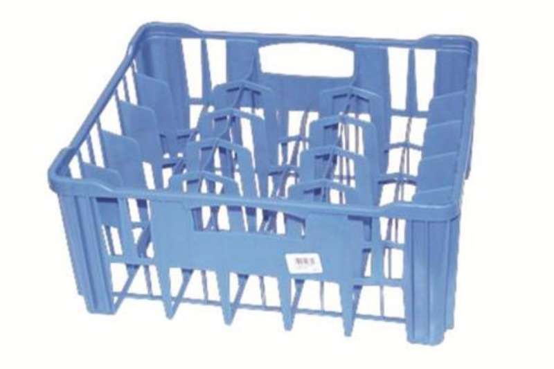 Large Glass Crate Other