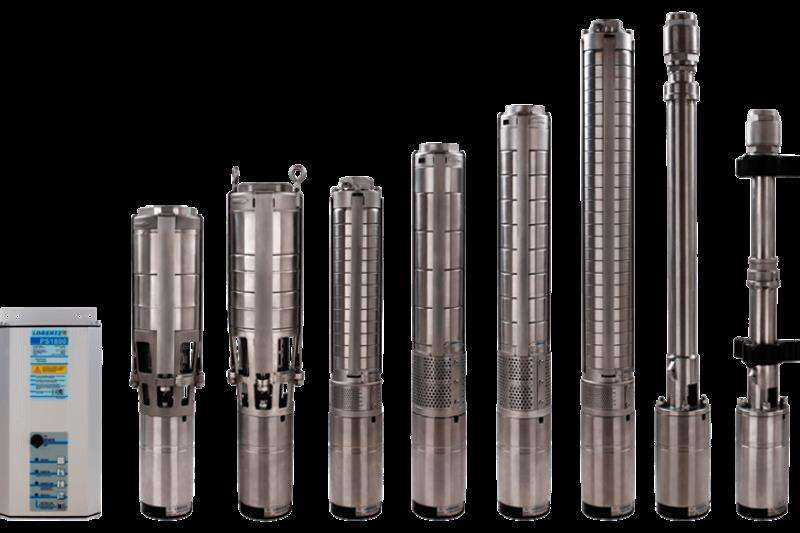 Lorentz Submersible Surface Pumps Other