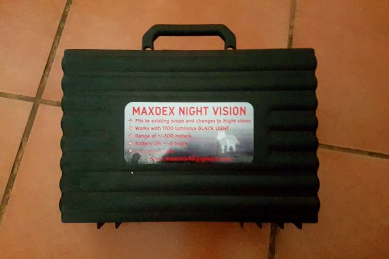 Maxdex Night Vision (Recording) Other
