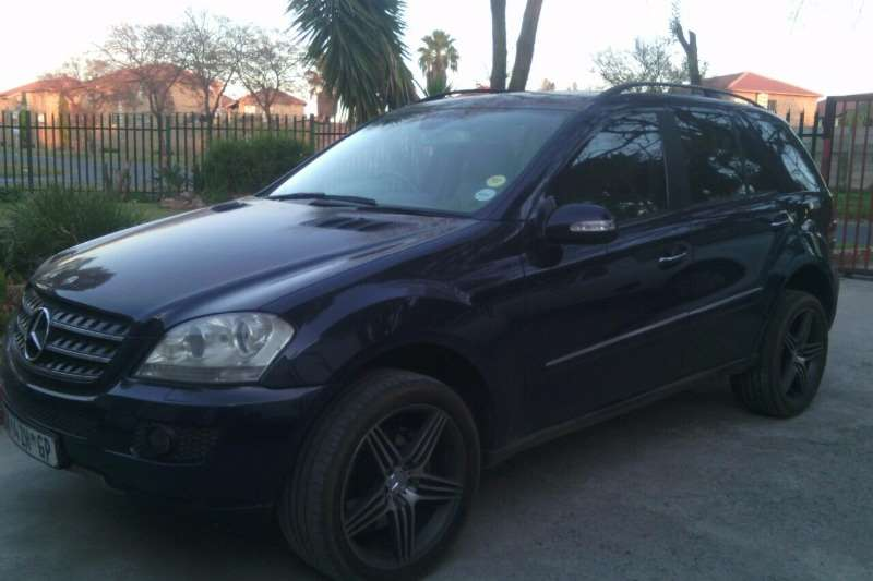 Other ML 500 2007