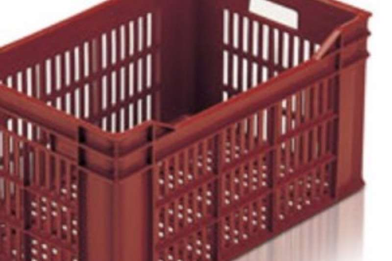 Nesting Stacking Crate Other