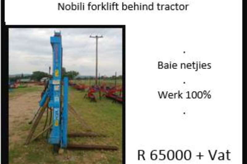 Nobili Forklift Other