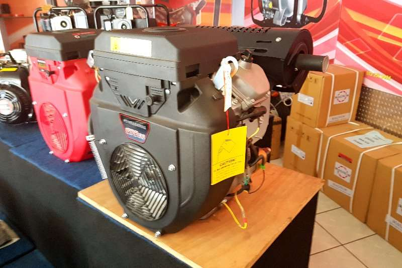 Petrol Engine 20 HP V Twin Other