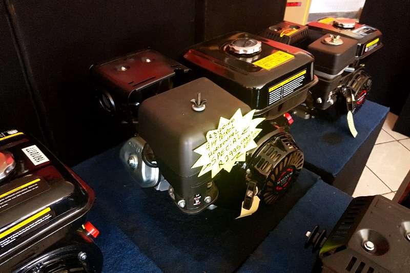 Petrol Engine 9 HP Other