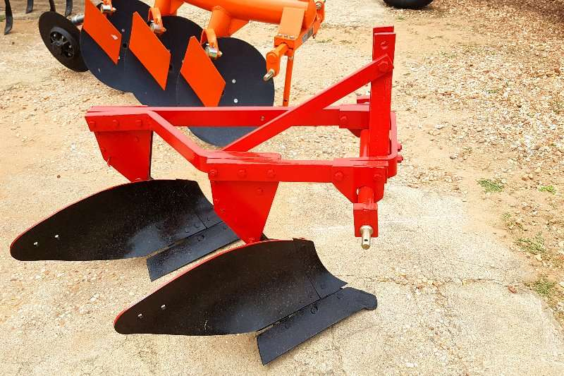 Other ploughs 2 Furrow mould boar plough