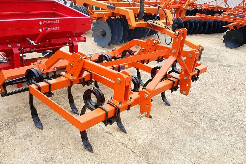 Other Ploughs 9 Tine Plough 2018