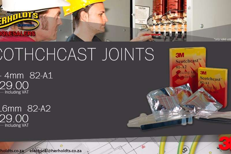SCOTCHCAST JOINTS Other