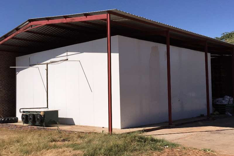 Other Service Container 10x10x4 Cold Room 0