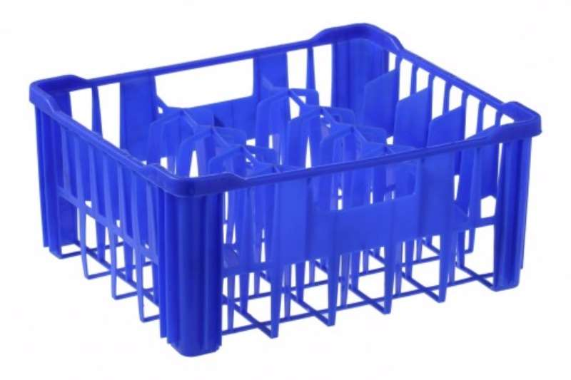 Small Glass Crate Other