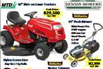 Other SPECIAL:RIDE ON MOWER,PUSH MOWER,ETC. 0