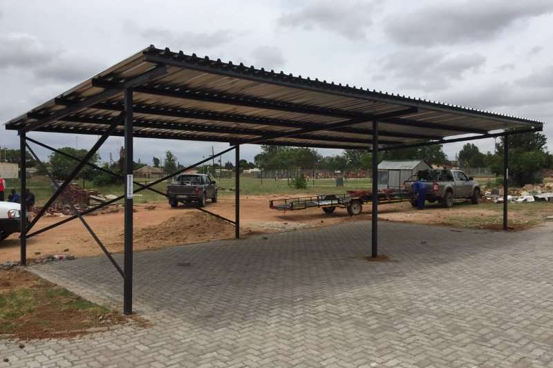 Steel Carports Other