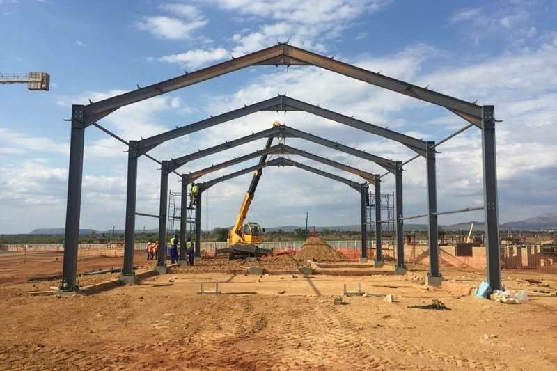 Steel structures & Steel Stores Other