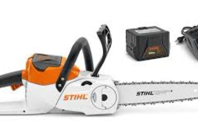 STIHL MSA 120 C BQ ELEKTRIESE CHAINSAW. Other