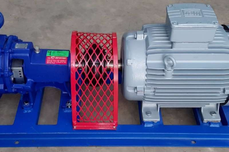 Supply and Installation of Pump Systems Other