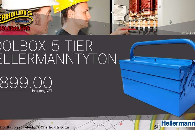 TOOLBOX 5 TIER Other