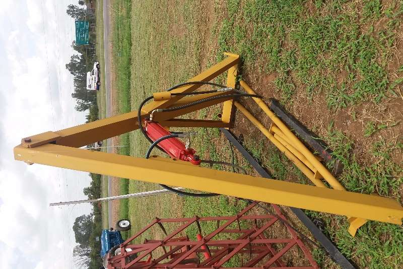 Other Tractor Crane / Aapstert 0