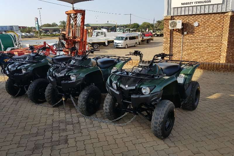 Yamaha 300 Grizzly Quads Other