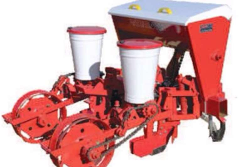 Agromaster 2 Row Mechanical Planter Planters