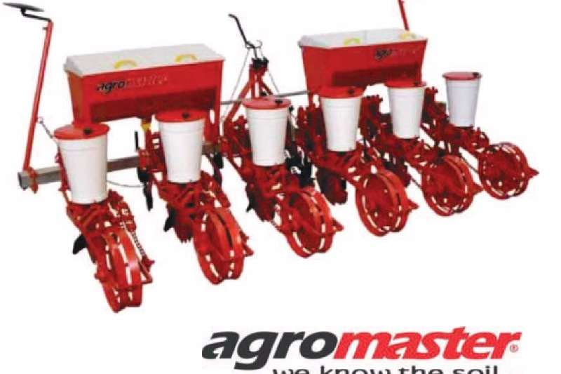 Agromaster 4 Row Mechanical Planter Planters