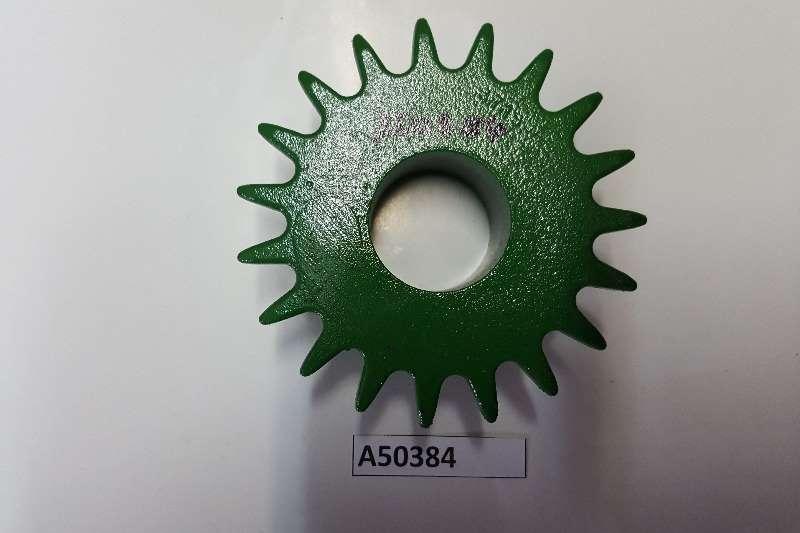John Deere CST 19T R/H Chain Sprocket - D/Wheel Planters