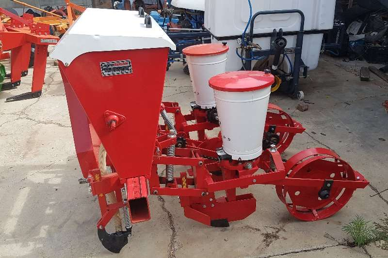 Bell Other planting and seeding Agromaster 2 row planter Planting and seeding