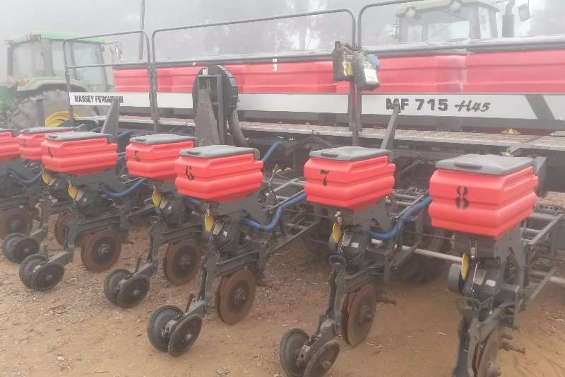 Planting and Seeding Massey Ferguson Other Planting and Seeding MF 715 H45 8 ry no till planter 0