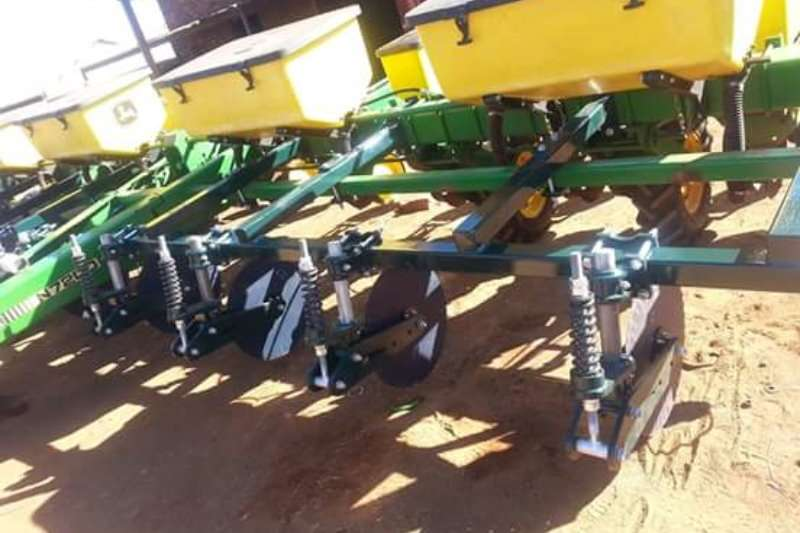 Row units New No Till units conversions for any Planters Planting and seeding