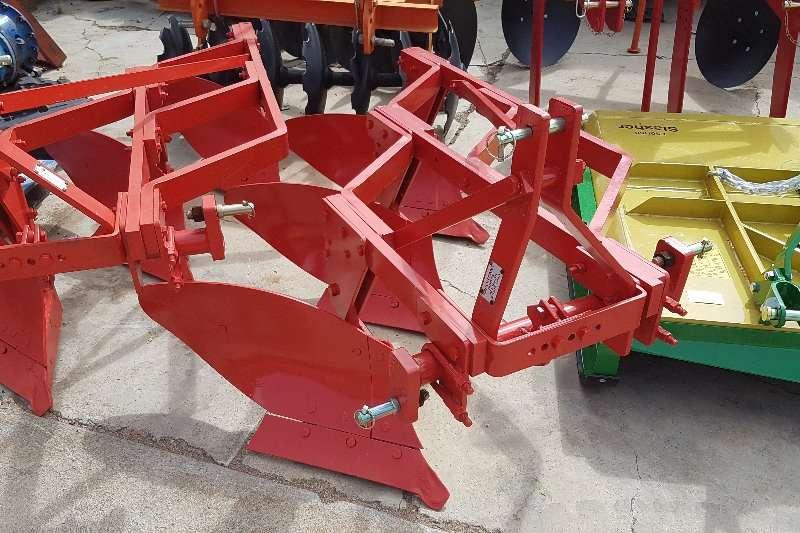 Inne Johnson 3 row plough Plough