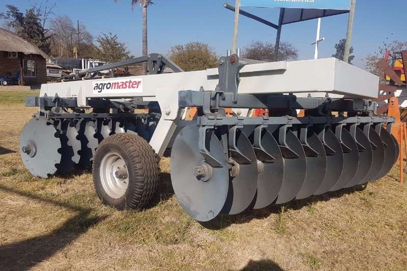 Ploughs Agromaster Dis 10 x 10 Nuut 0