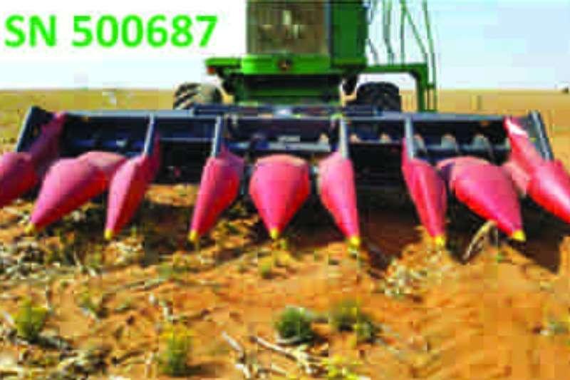 Geringhoff 8 ry 09.m Ploughs, cultivators, discs
