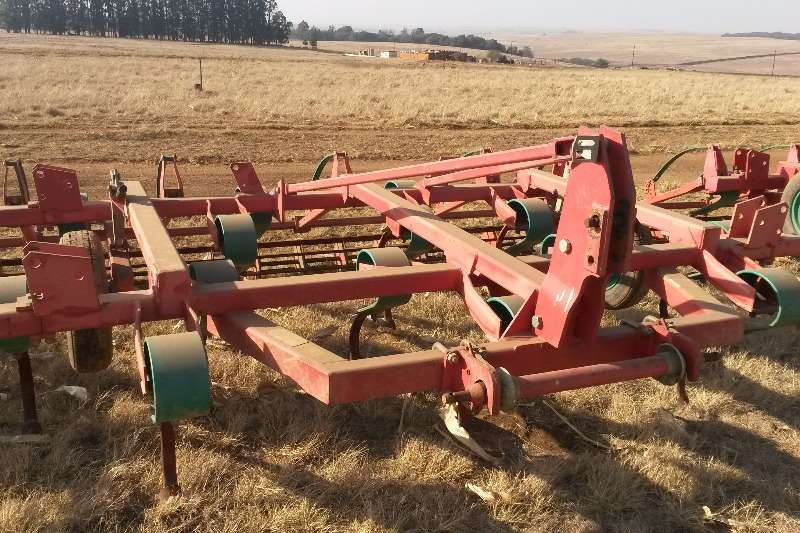 Kverneland CLF 15 TAND + ROLLERS Ploughs, cultivators, discs