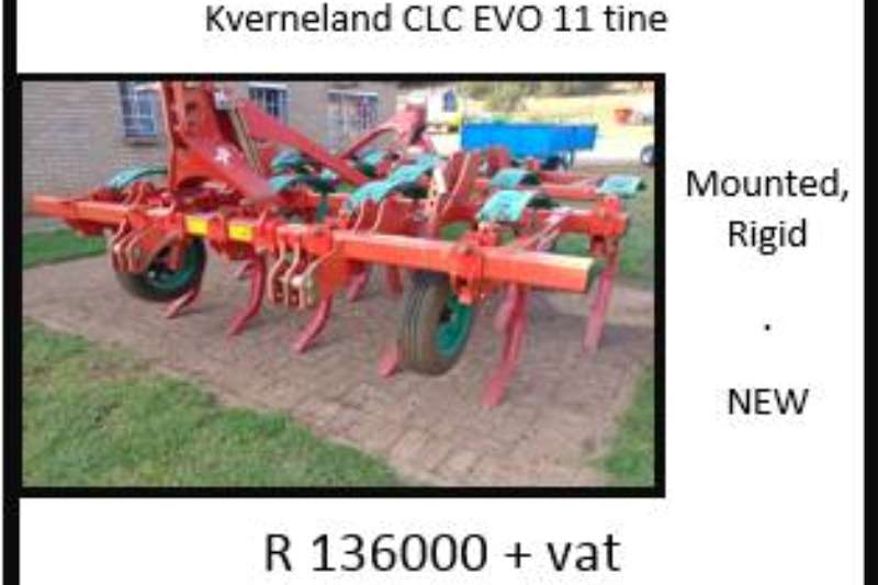 Kverneland Kverneland CLC Evo 11 Tine Ploughs, cultivators, discs