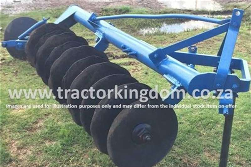 Ploughs, cultivators, discs Other 10 Disc One Way 0
