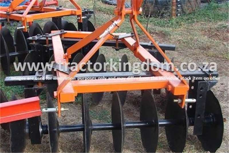 Other 14 Disc Harrow Ploughs, cultivators, discs