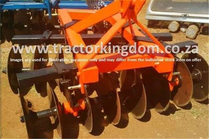 Other 16 Disc Harrow Ploughs, cultivators, discs