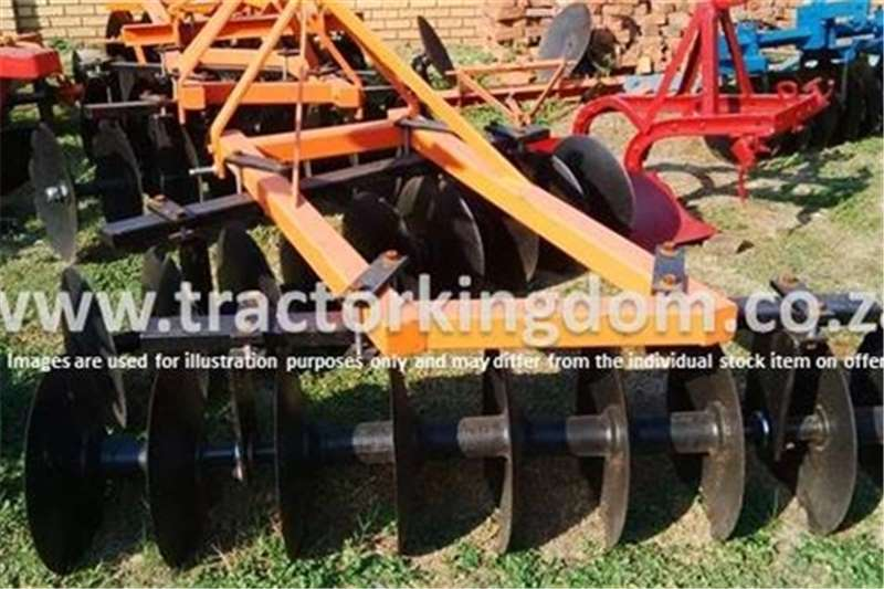 Ploughs, cultivators, discs Other 18 Disc Harrow 0